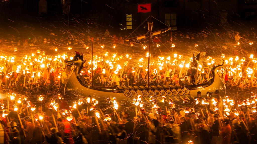 Up Helly Aa, Scotland