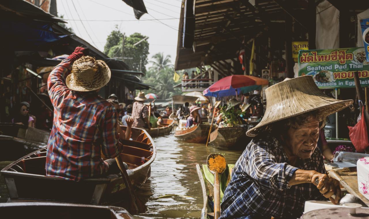 Bangkok: Back to the River