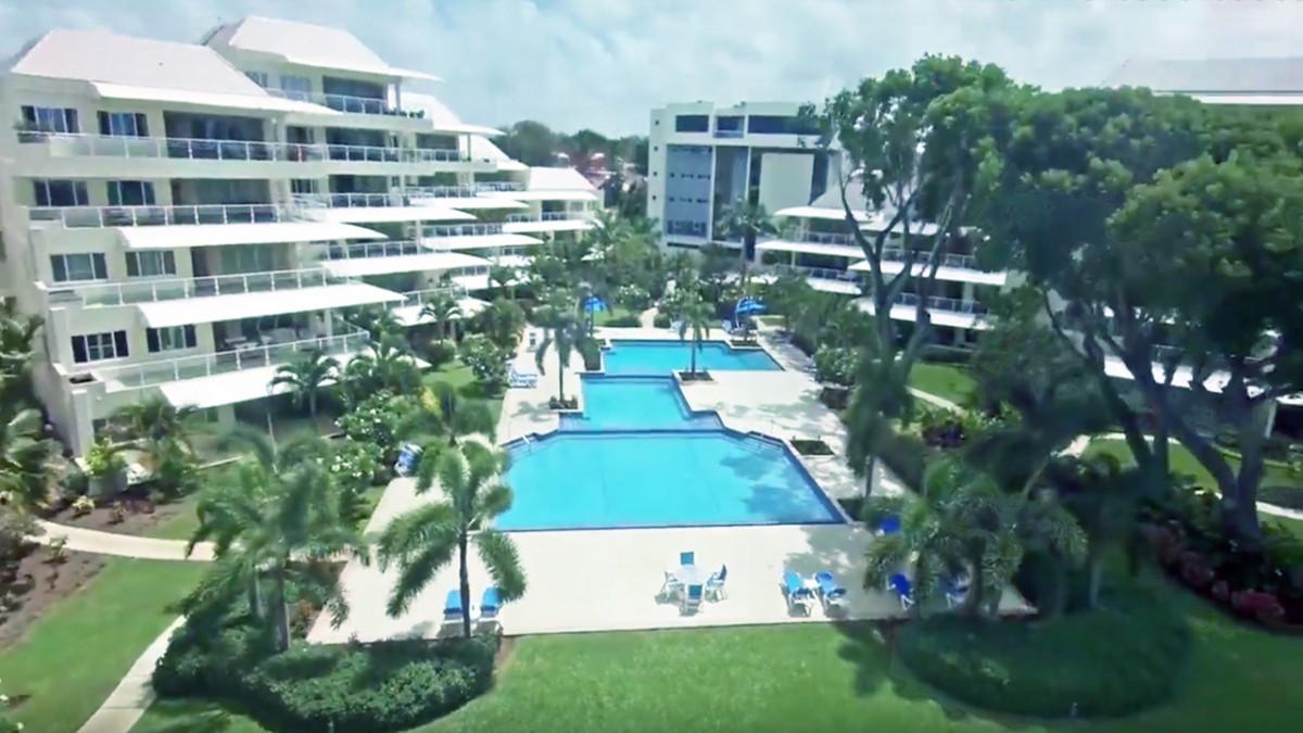 Above Barbados