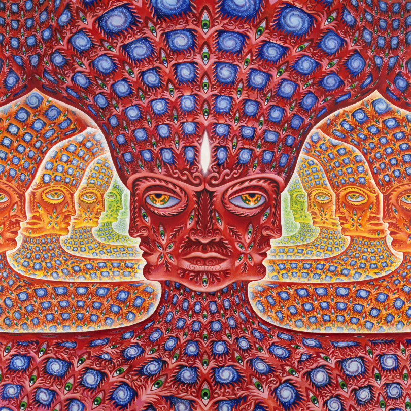 Alex Grey — The Sacred Connections of Nature