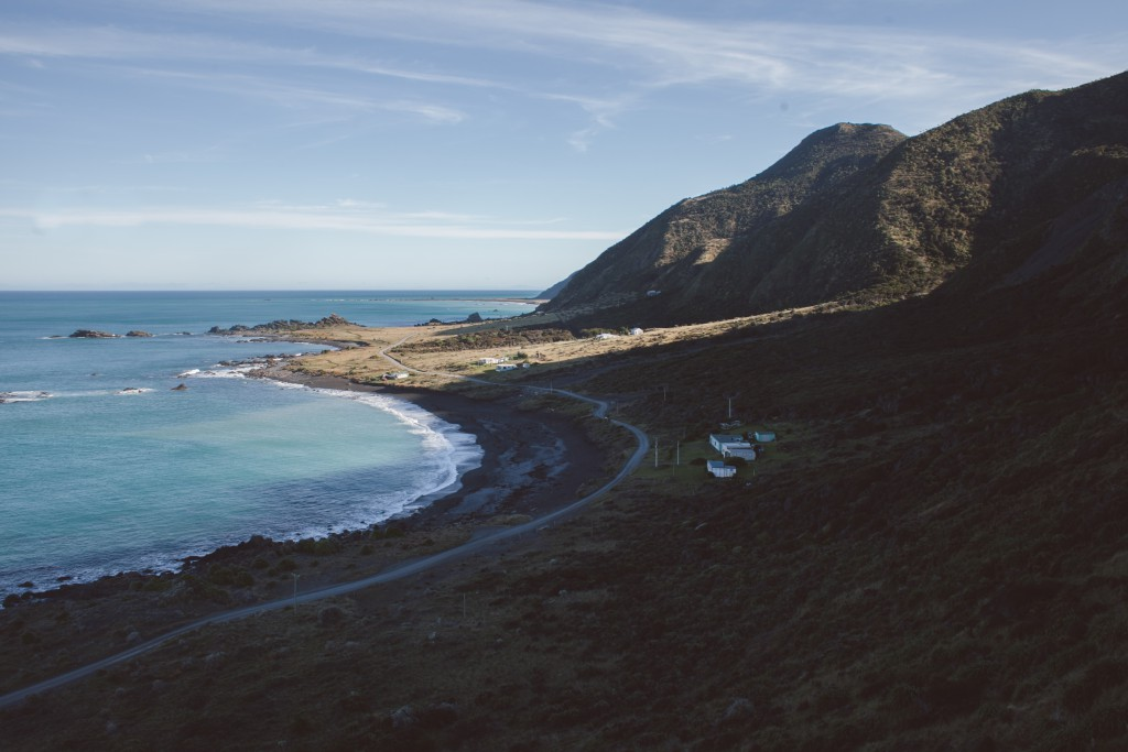 Cape Palliser. Photo by Ana Barbono