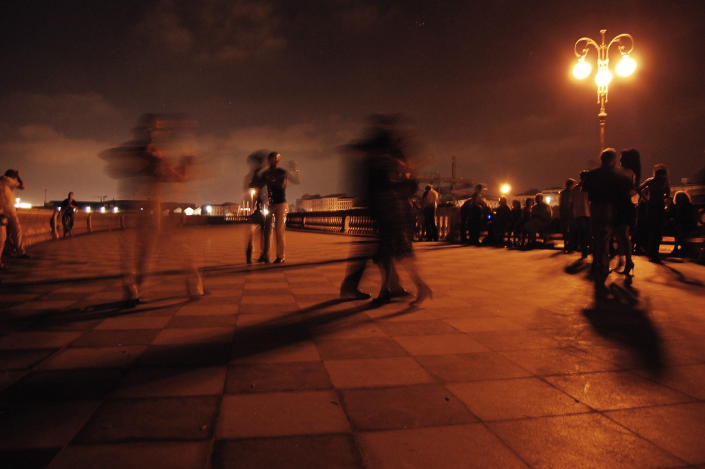 Tango by night, Buenos Aires, Argentina. Photo by Marco Filippelli Livornoalone