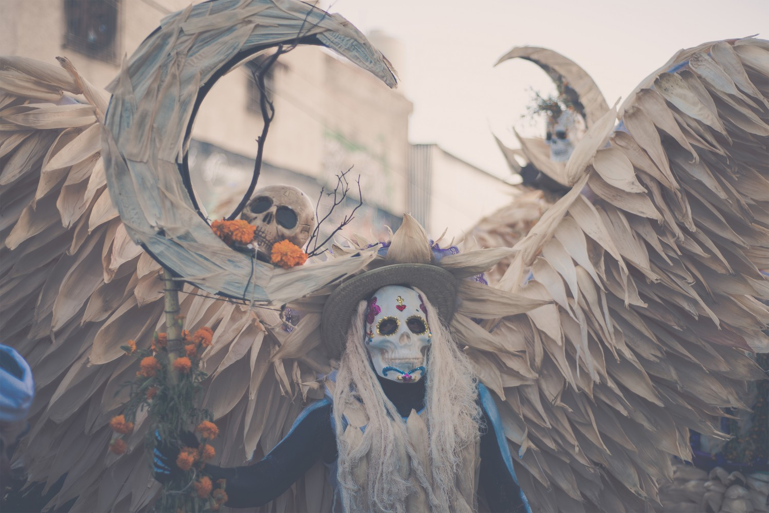 Dia de los Muertos — Day of the Dead