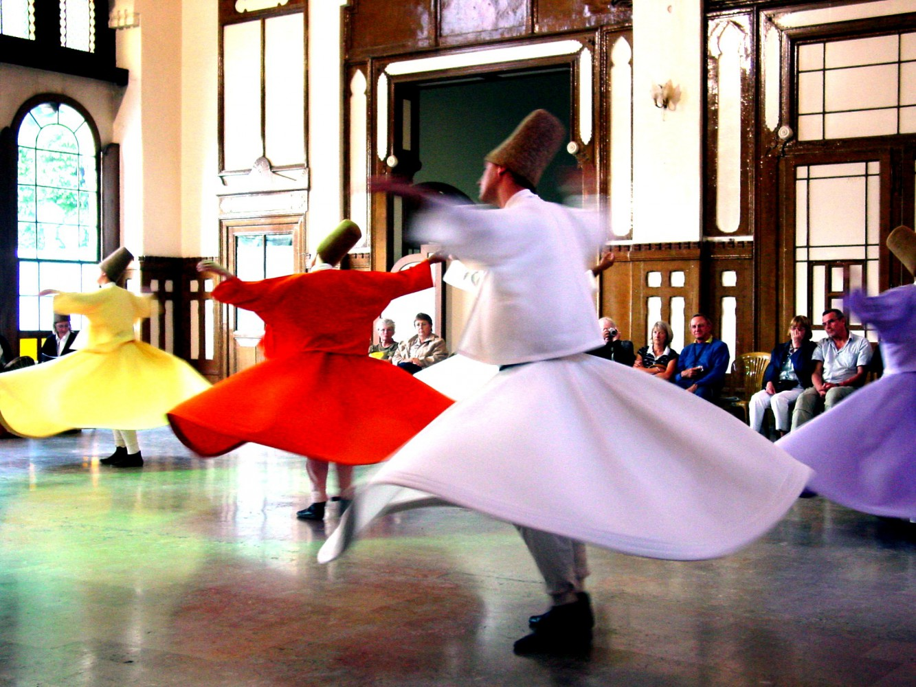 Mevlana Whirling Dervishes