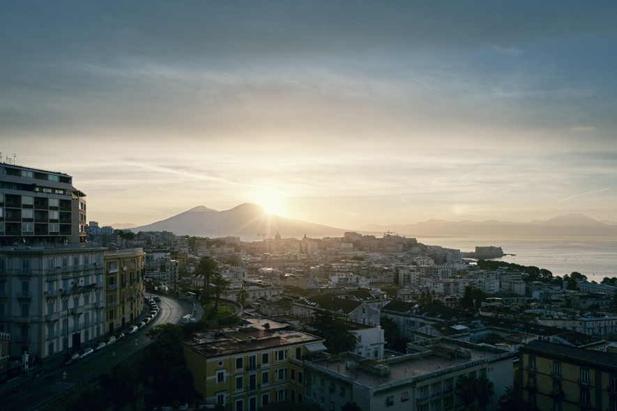 The Legacy of Vesuvius: Pompeii, Bay Of Naples, and Amalfi Coast