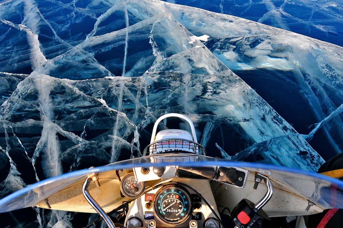 Ice-Run-View-Over-Handlebars