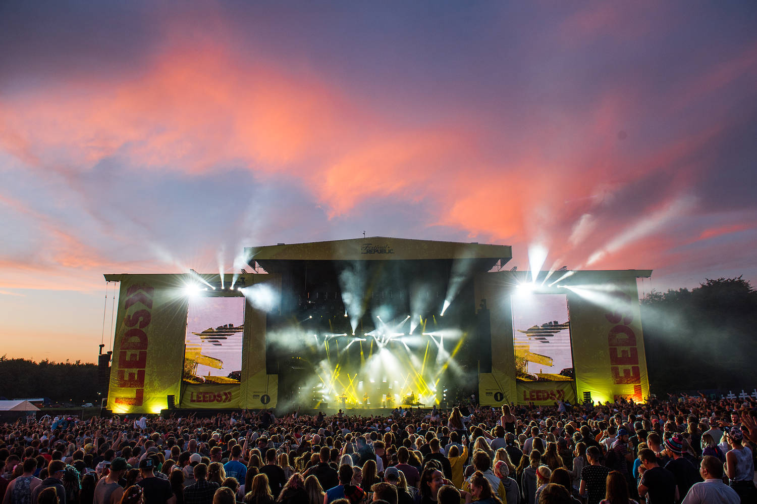 Reading and Leeds Festivals