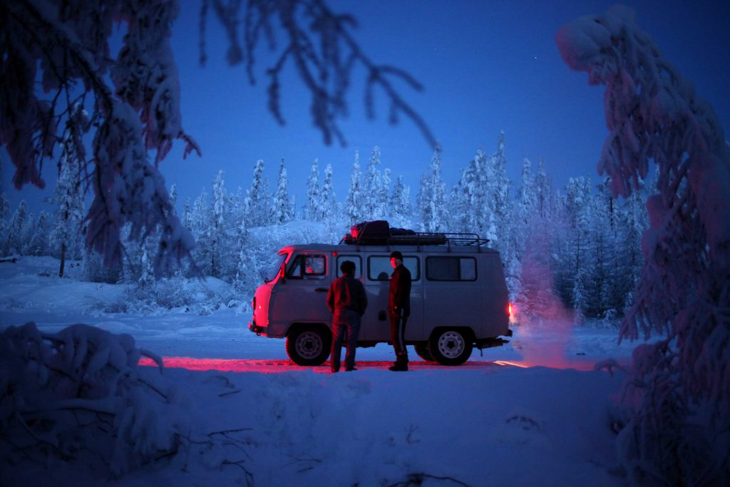 Oymyakon, Russia This frosty village in a remote corner of Siberia is the coldest inhabited place on Earth. Its 500 residents work as reindeer-breeders, hunters and ice-fishermen — so a hearty meal here could include reindeer meat, raw flesh shaved from frozen fish and ice tubes of horse blood with macaroni. In 1924, the village recorded a low of -71.2 degrees Celsius. However, in summer, bones are warmed when temperatures hit a much more civilised 30 degrees. Photo by Amos Chapple