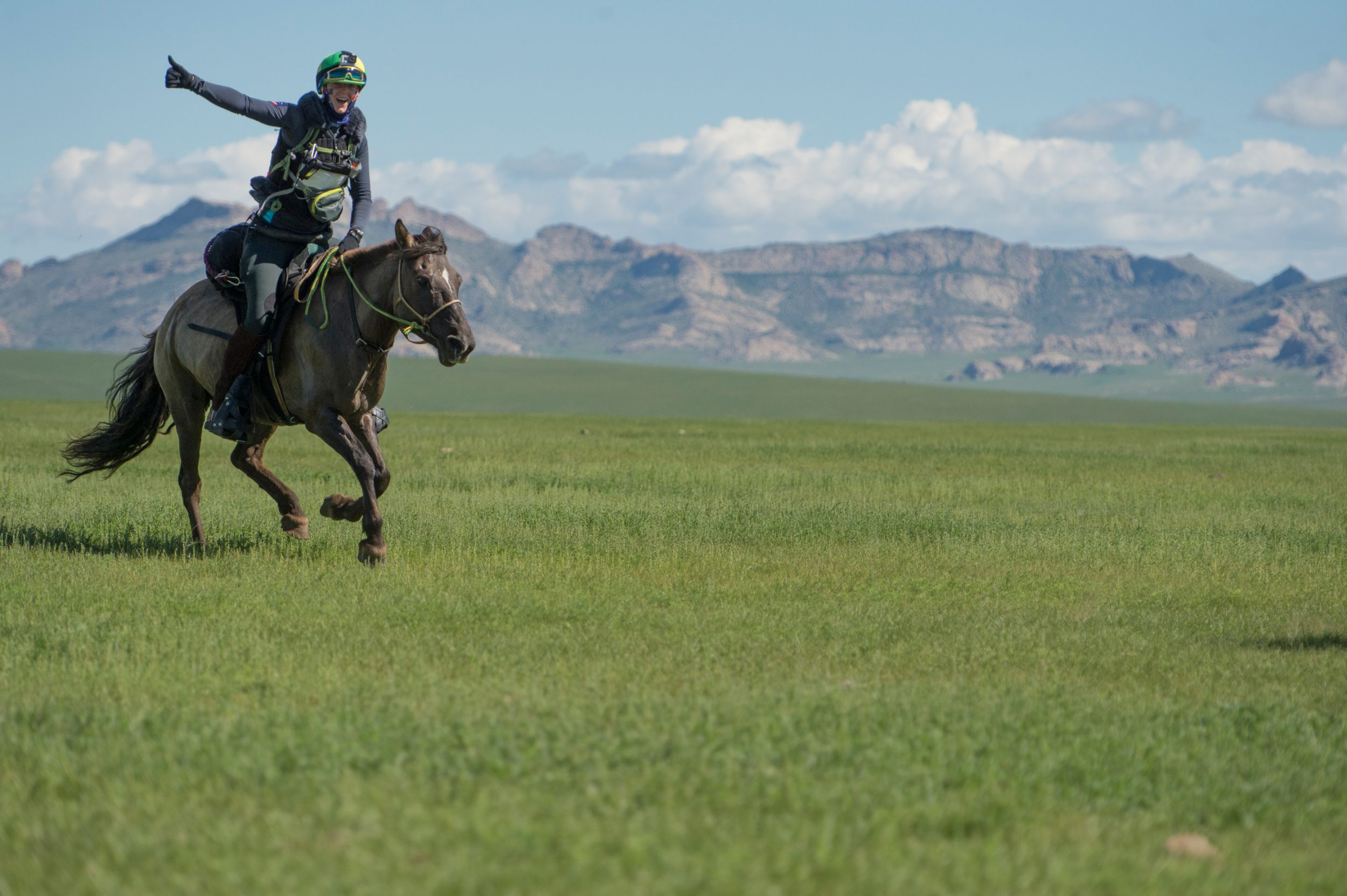 The Mongol Derby Destinations Magazine