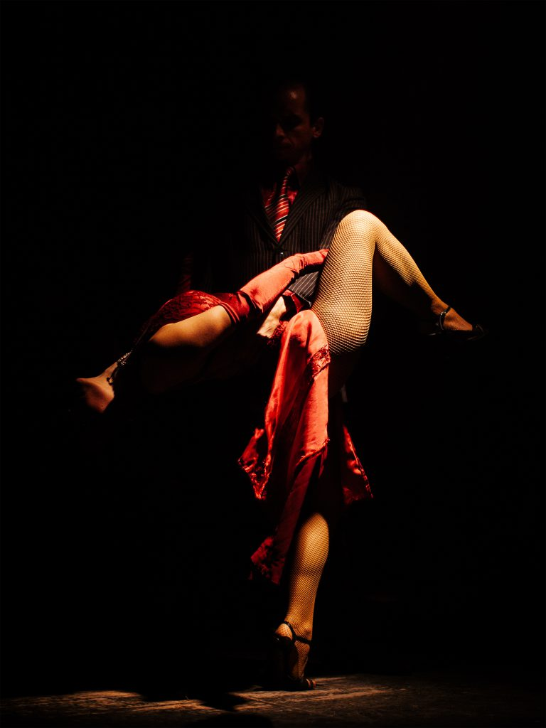 Tango – a game of passion