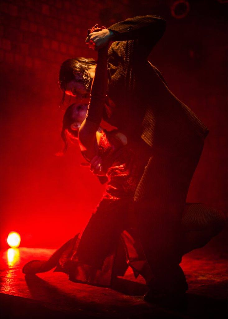 Tango dip