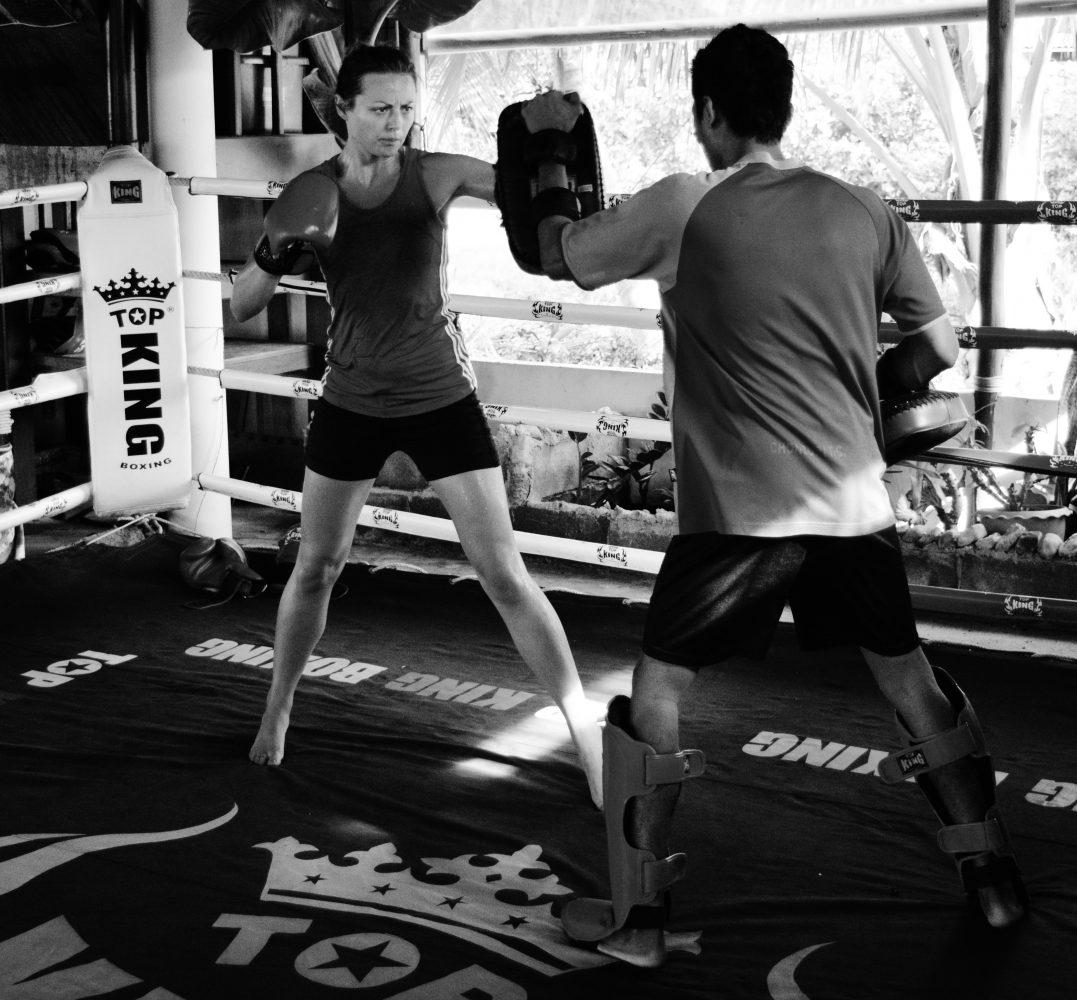On Sport And Spirituality: Muay Thai Kickboxing