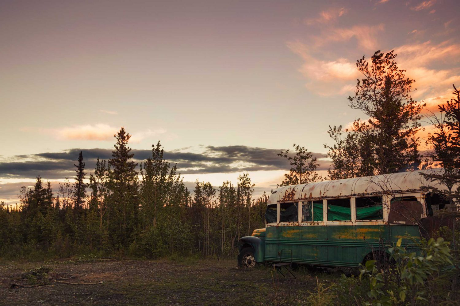 Chris McCandless: An Adventure That Never Died