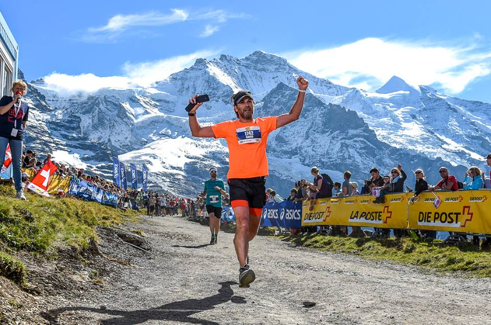 Jungfrau Marathon: A World-Class Mountain Race