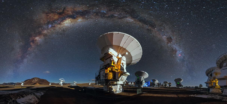 Stellar Synthesis Stargazing Sites Destinations Magazine