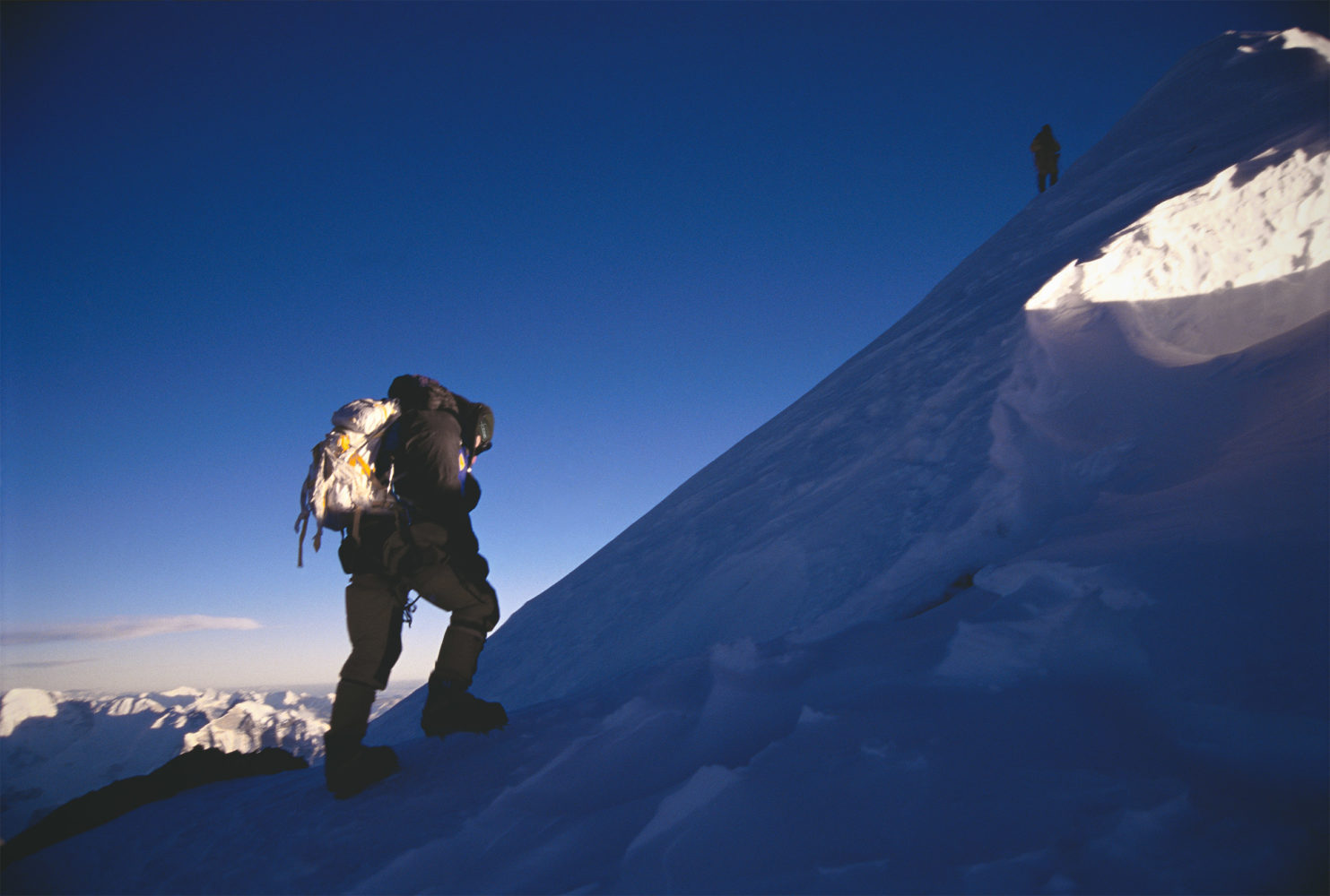 On Top of the World: Apa Sherpa