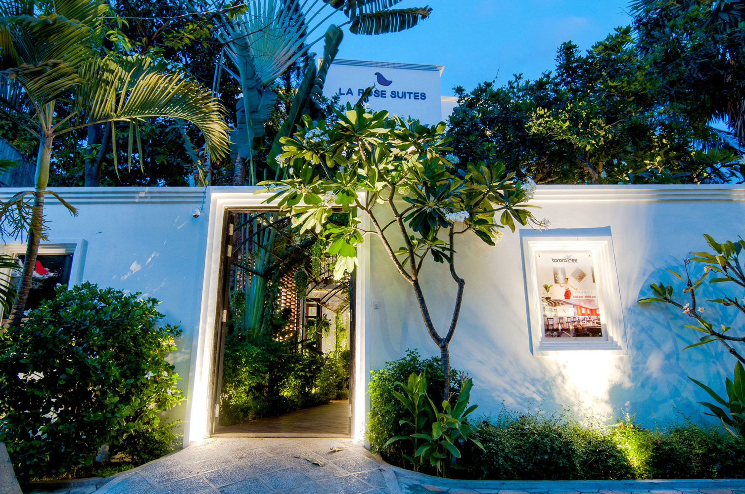La Rose Suites: Phnom Penh's First Five-Star Boutique Hotel