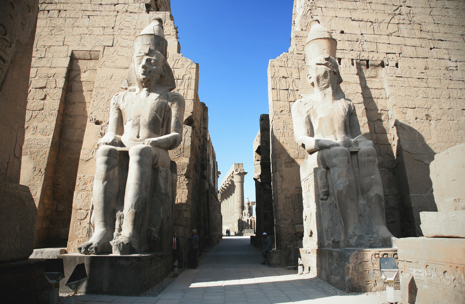 Travelling Through Time in Egypt's Western Desert: Luxor, Aswan and Farafra