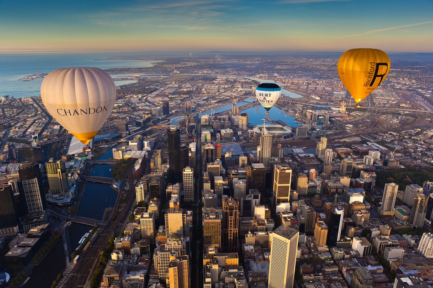 From the Rooftops to the Streets: Culture and Cuisine in Melbourne