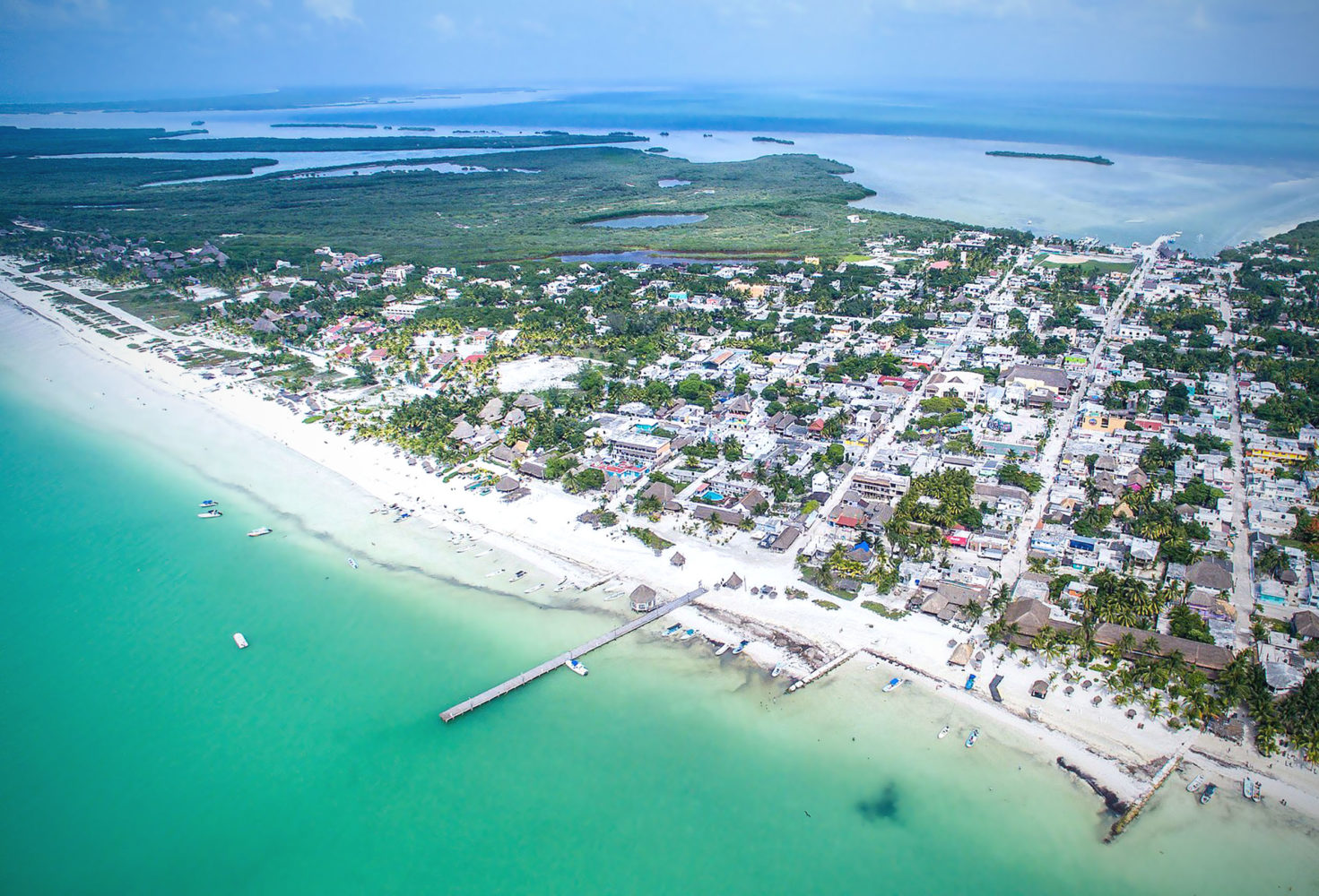 Beyond Cancun: Isla Holbox and Rio Lagartos