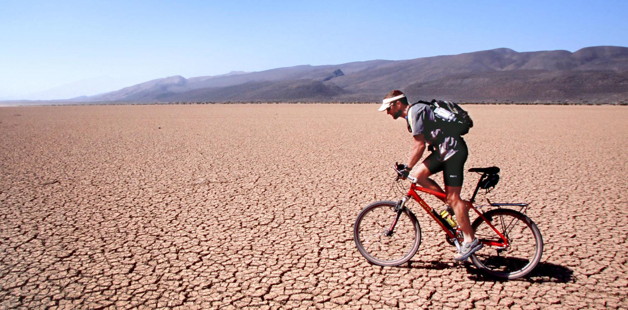 Pedal Power: Adventurer Jason Lewis