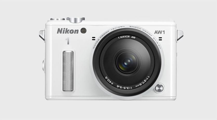 Nikon 1AW1 camera