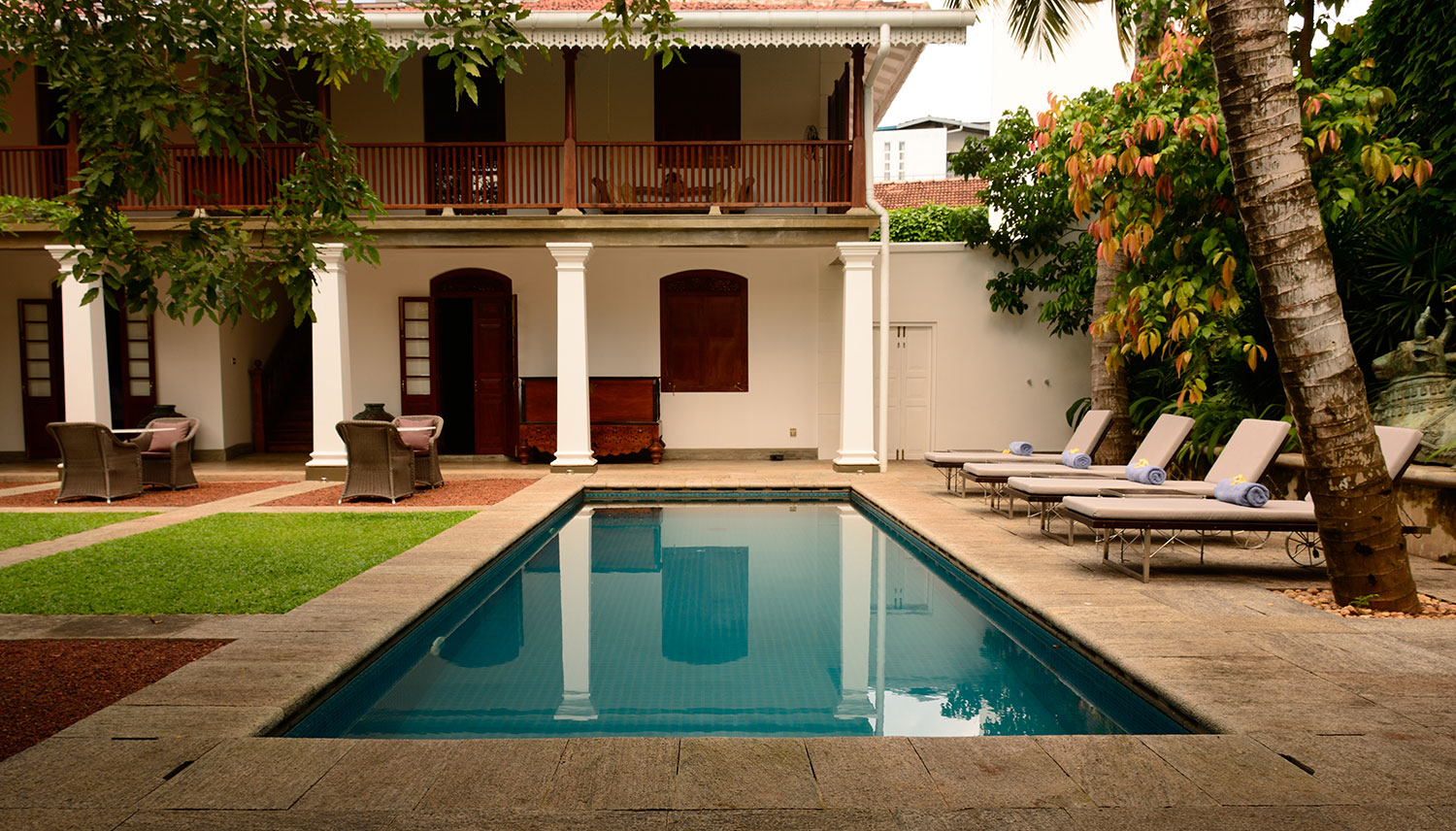 Tea and Tourism: Sri Lanka's Boutique Hotels Make an Old World New