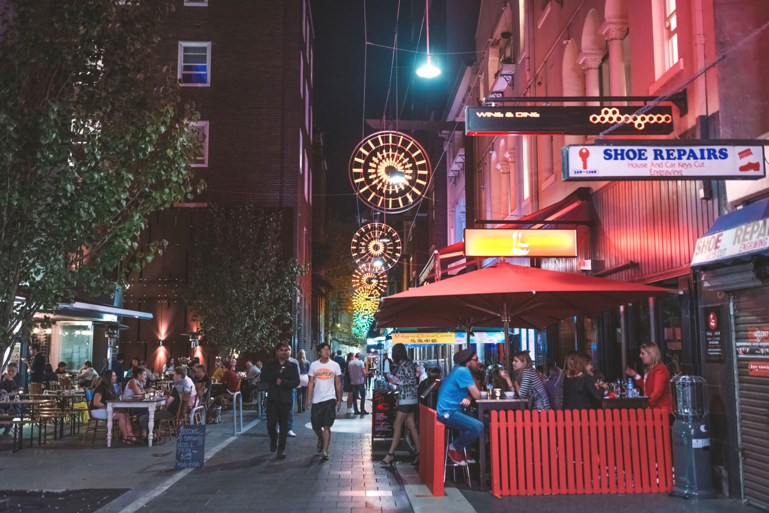 Unlikely Neighbours: Sydney's Kings Cross and Potts Point