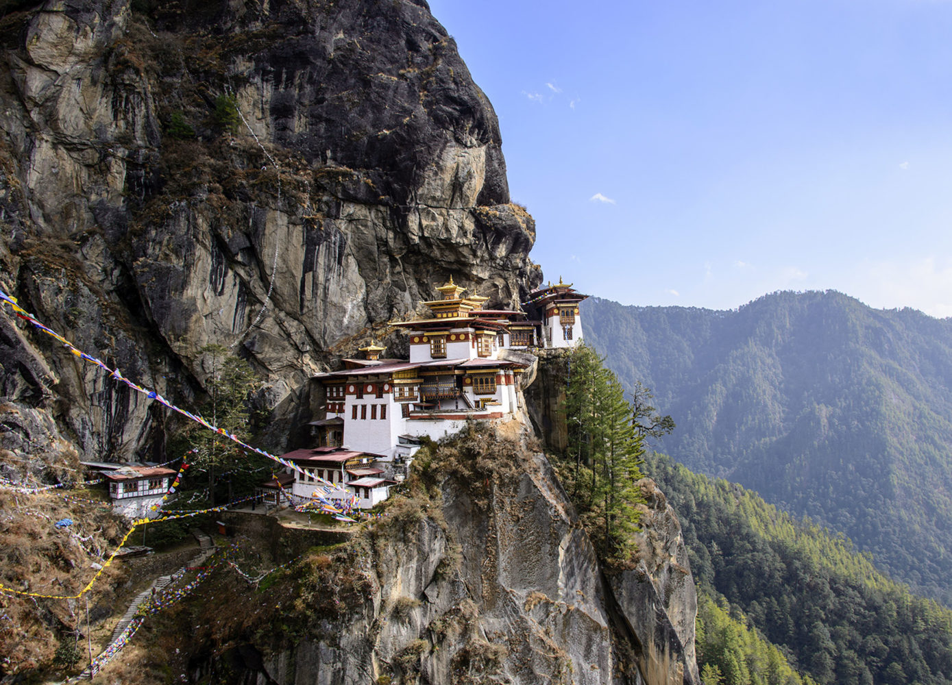 Finding Happiness in Bhutan