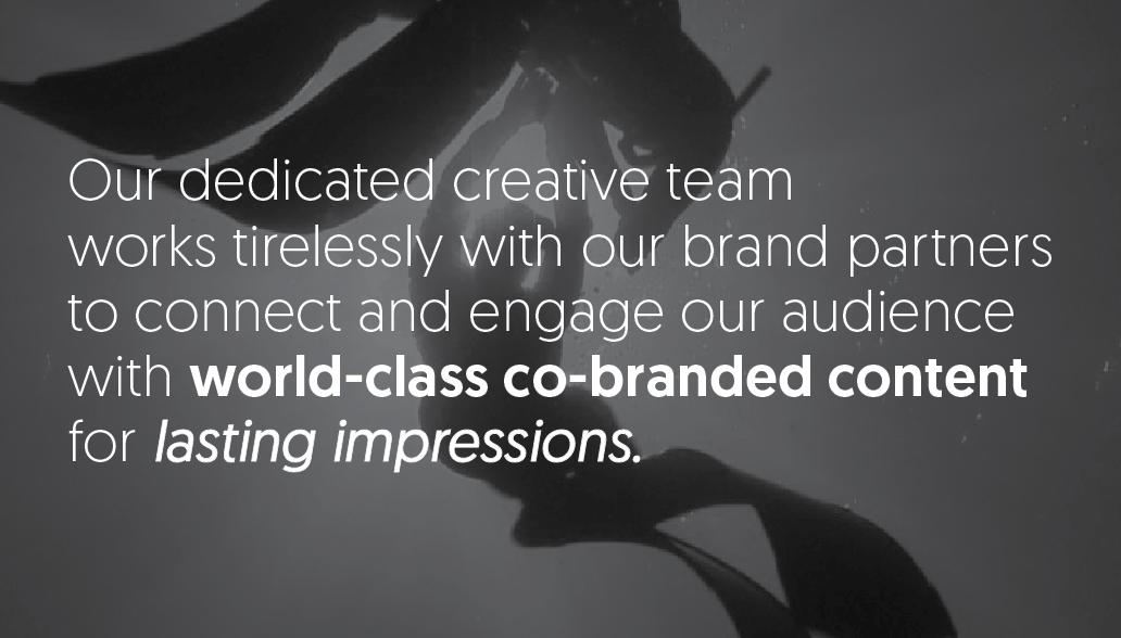 Brand Collaborations | Destinations Magazine