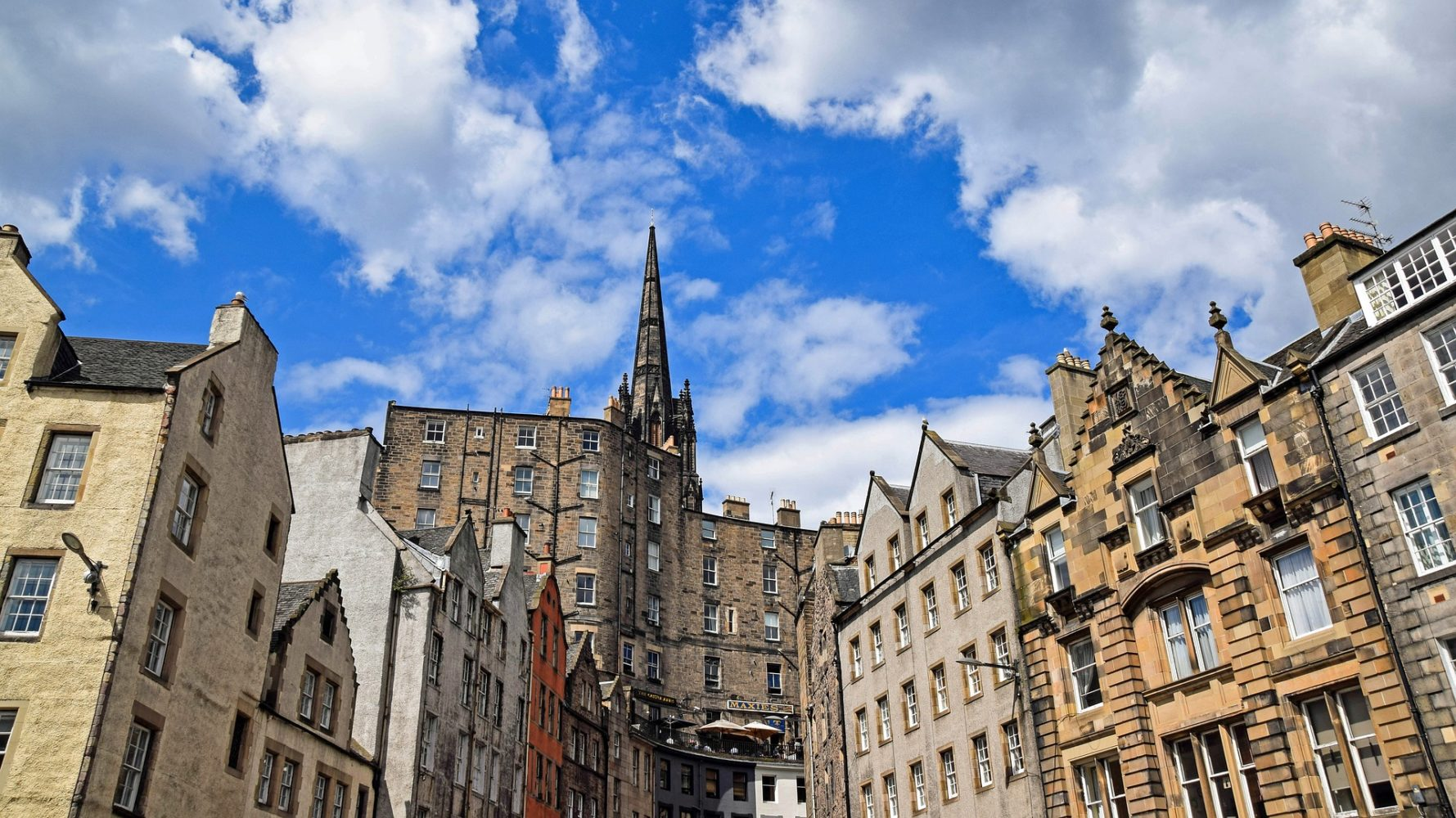 Something Old, Something New: Edinburgh