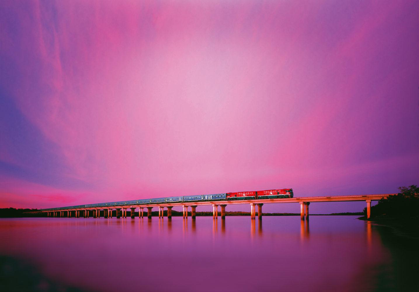 Australia by Train: <em>The Ghan</em> and <em>Indian Pacific</em>