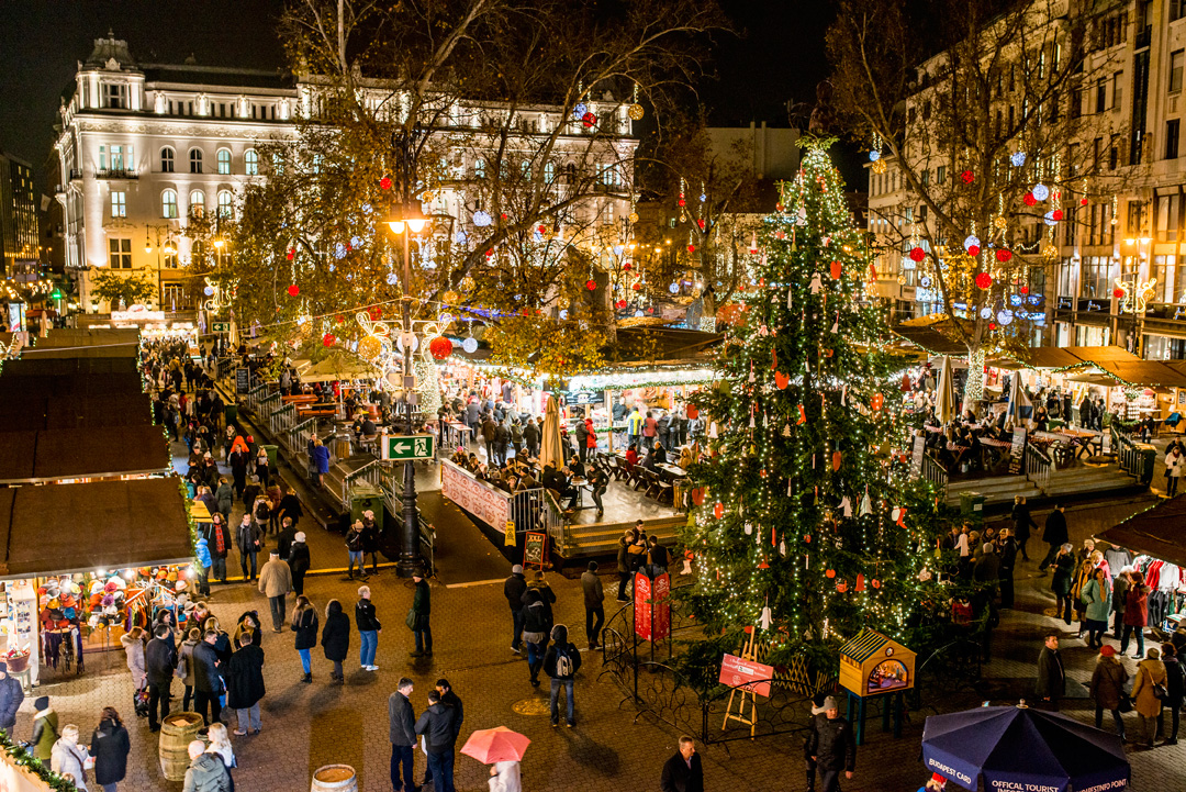 Budapest Christmas Fair and Winter Festival