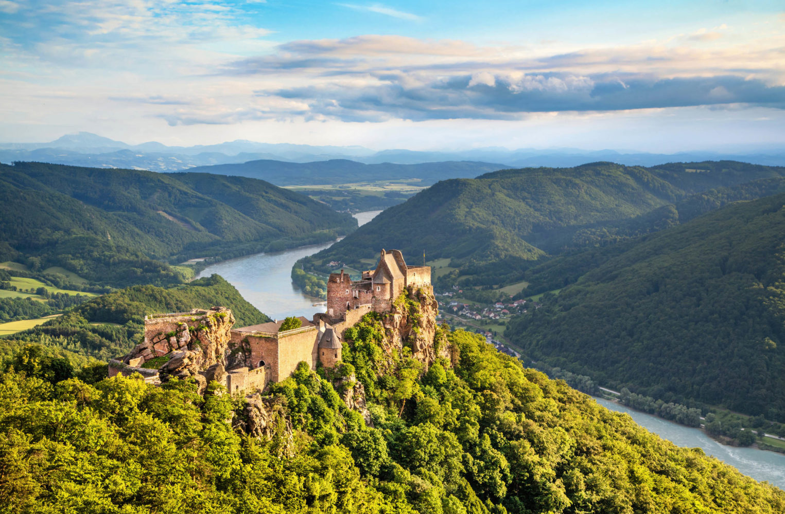 Dalliance with the Danube: Cruising Eastern Europe