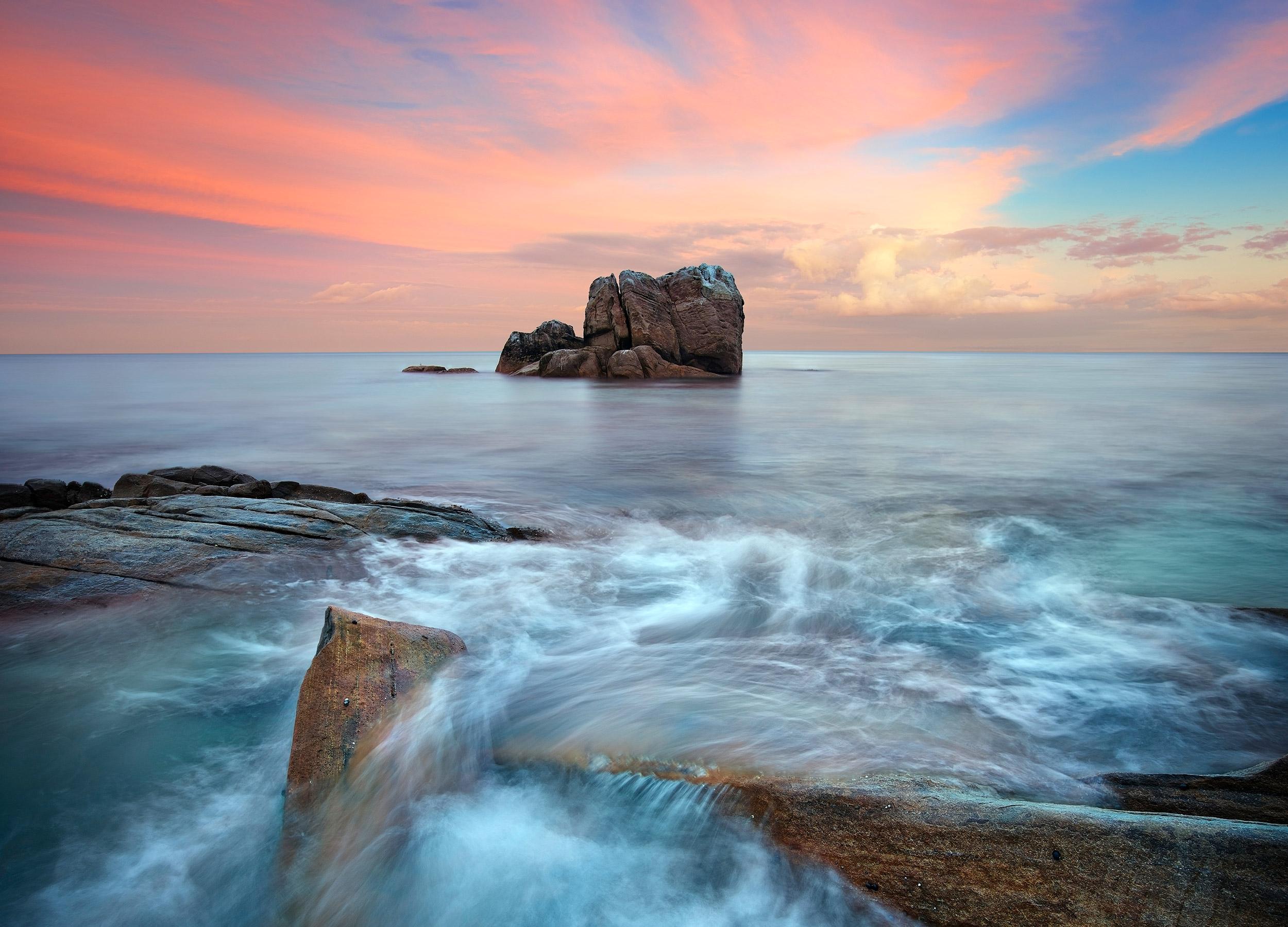 Rugged and beautiful coastline in Albany, Western Australia