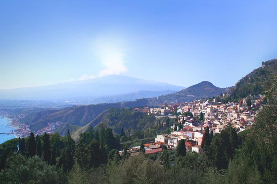 A Sip of Mediterranean Sunshine