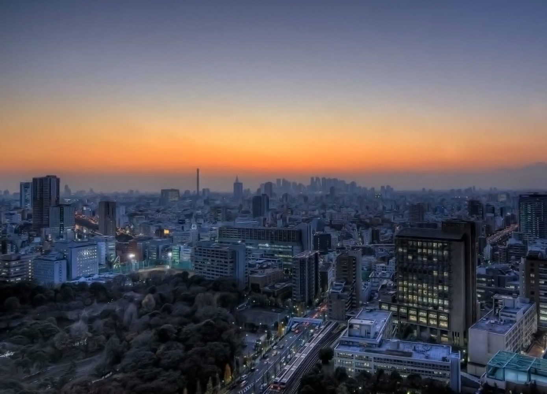 Tokyo: Programmed for Efficiency