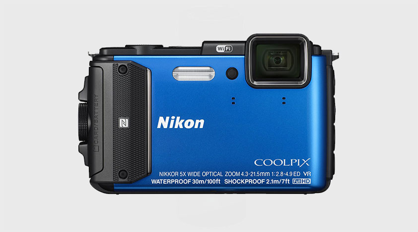 Coolpix AW130 by Nikon