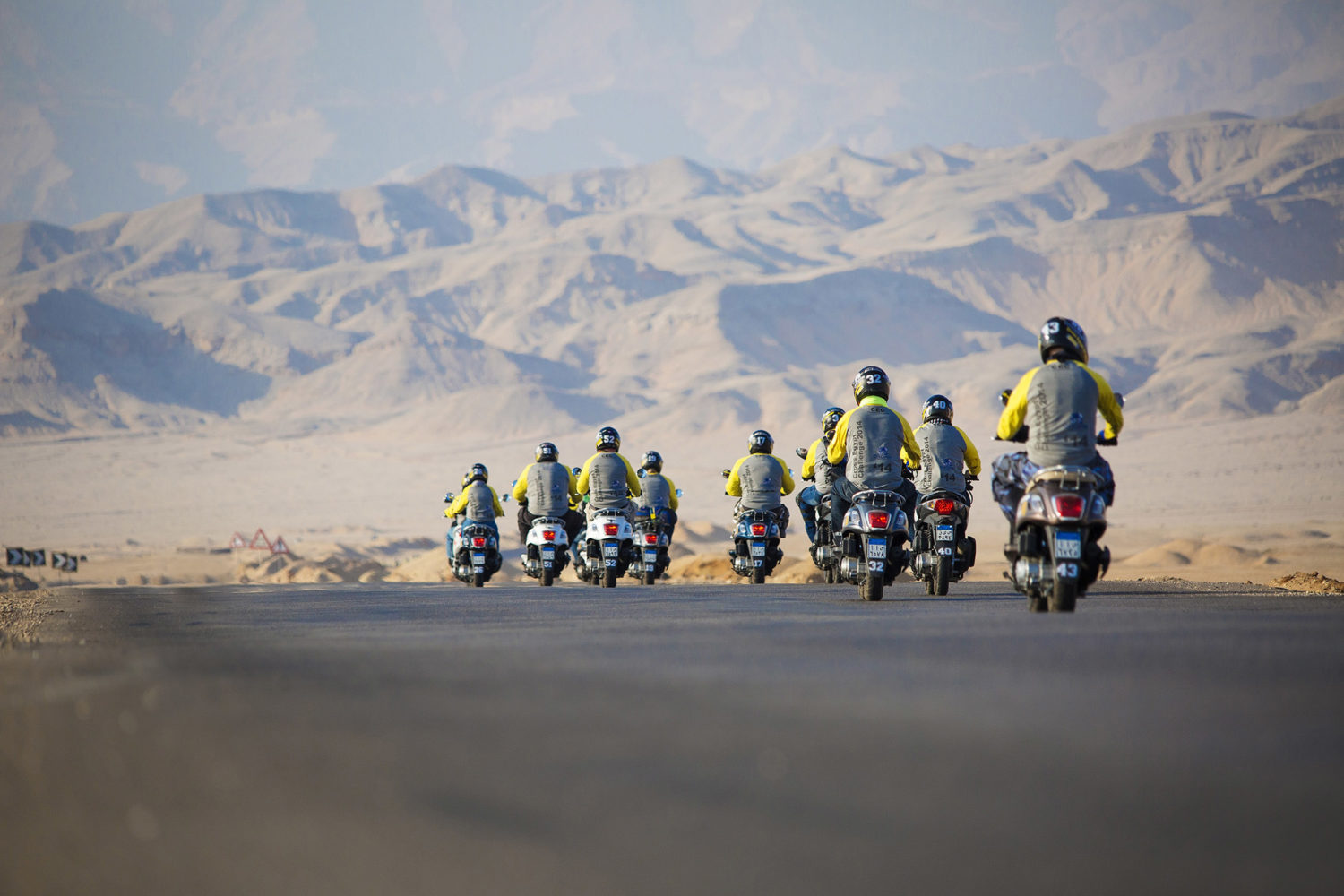 The Cross Egypt Challenge: A Biker's Desert Dream