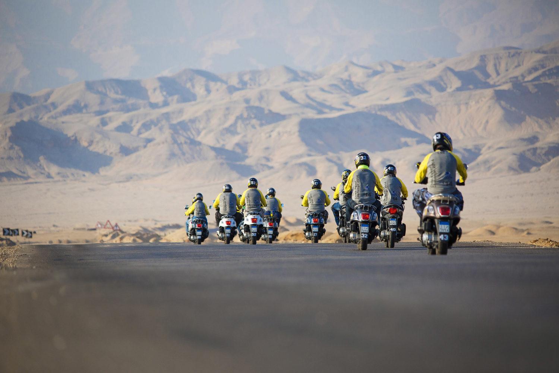 The Cross Egypt Challenge: A Biker's Desert Dream