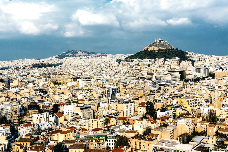 Acropolis Now: Athens