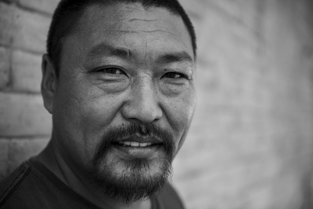 Tseren Tsegmid is one of Mongolia's most acclaimed actors. I met him on set for the movie Burn Your Maps.