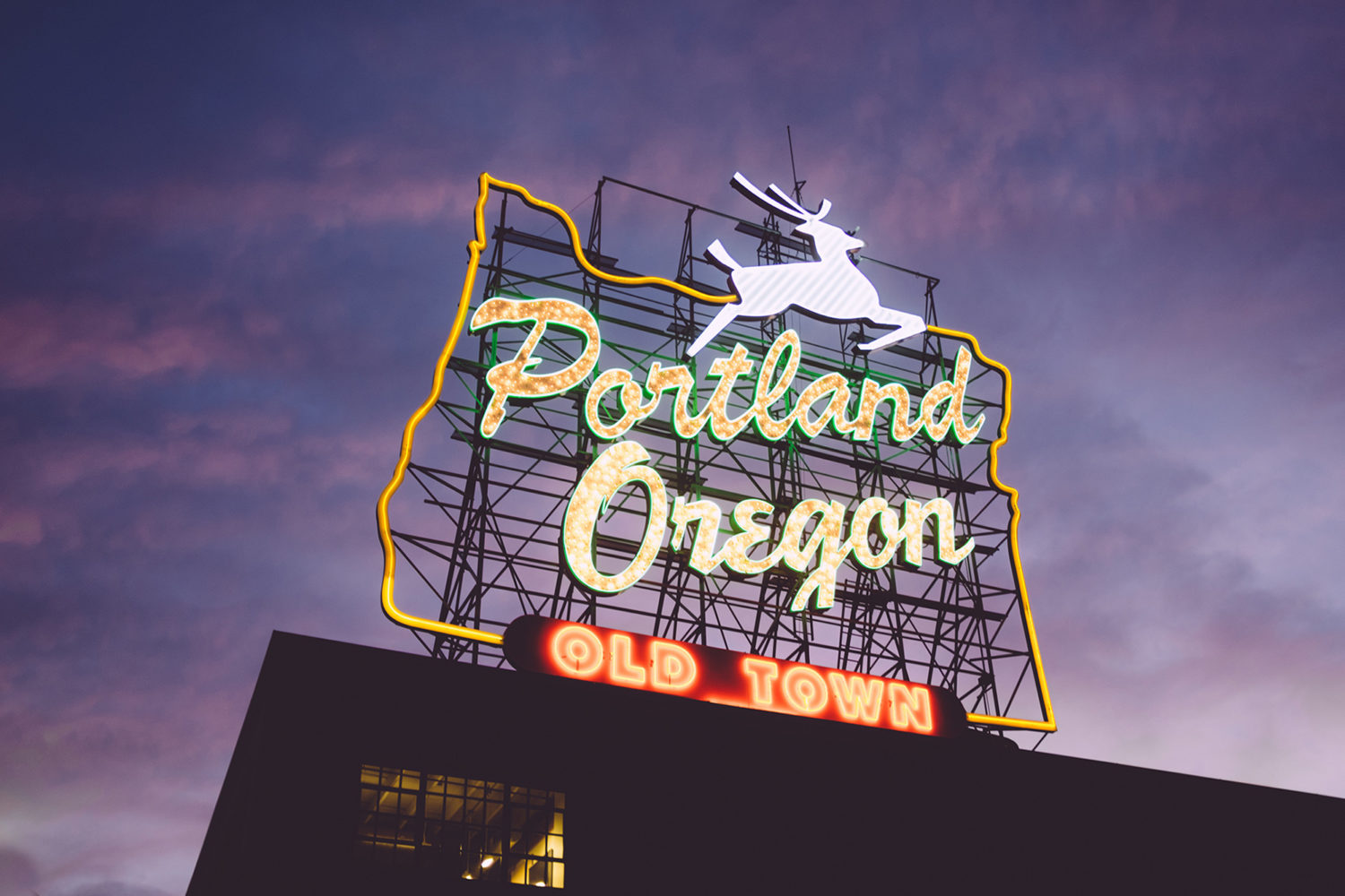 On the Trail: Portland, Oregon