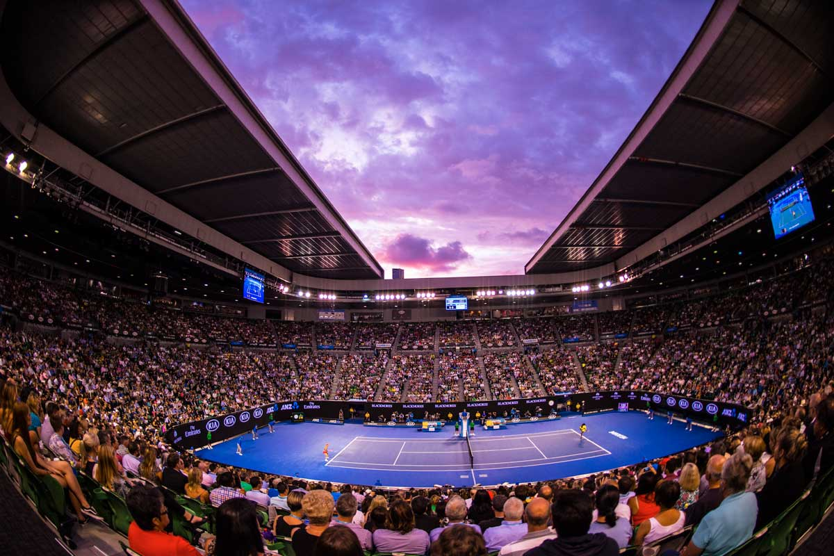 Australian Open | Destinations Magazine