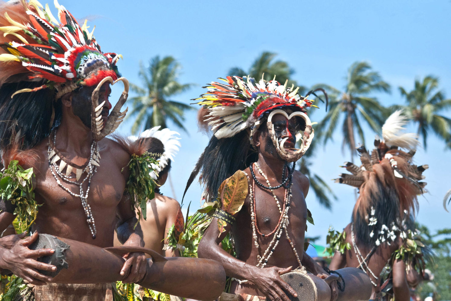 The Pacific's Last Frontier: Papua New Guinea
