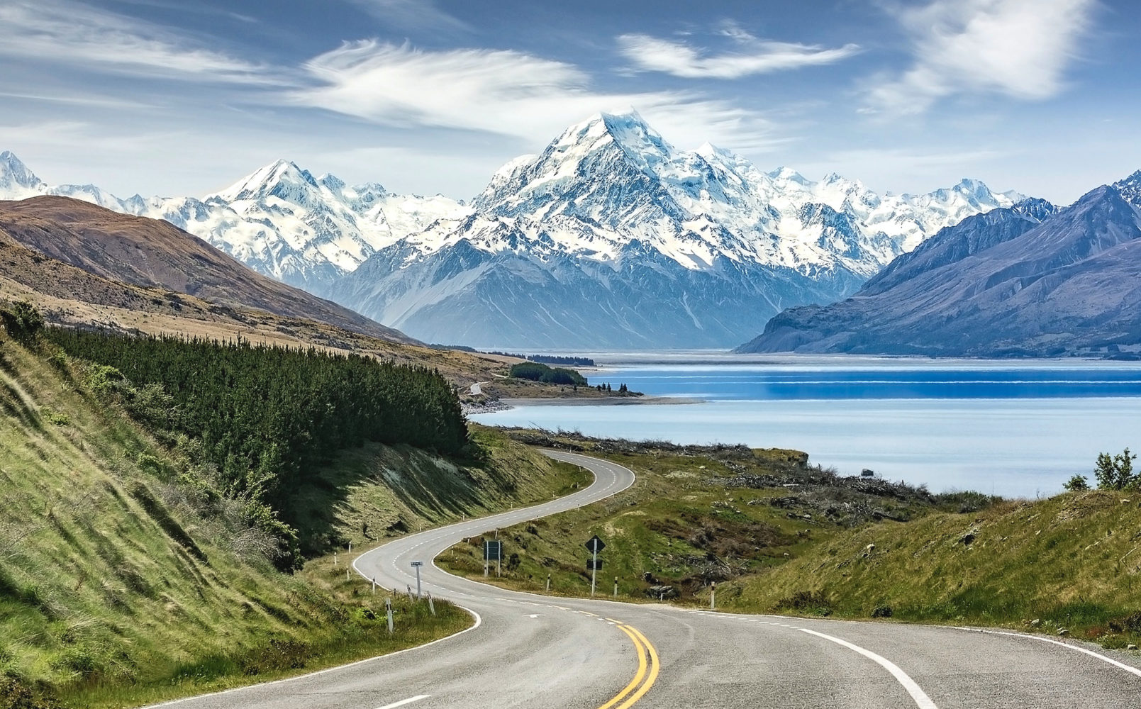 A Very Kiwi South Island Road Trip