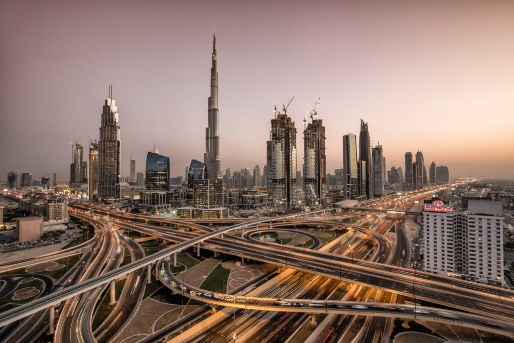 The Majesty of Dubai