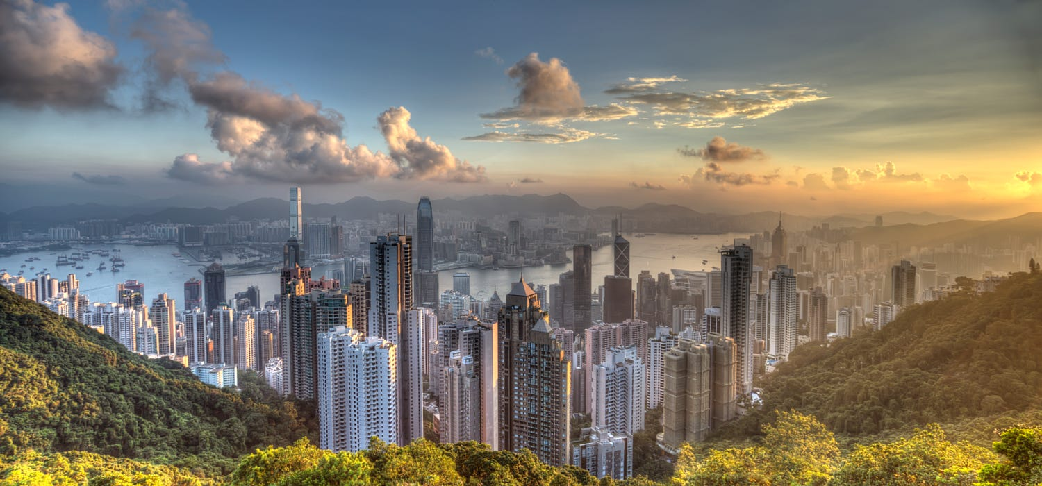 With Modernity in Mind: The Mira Hong Kong