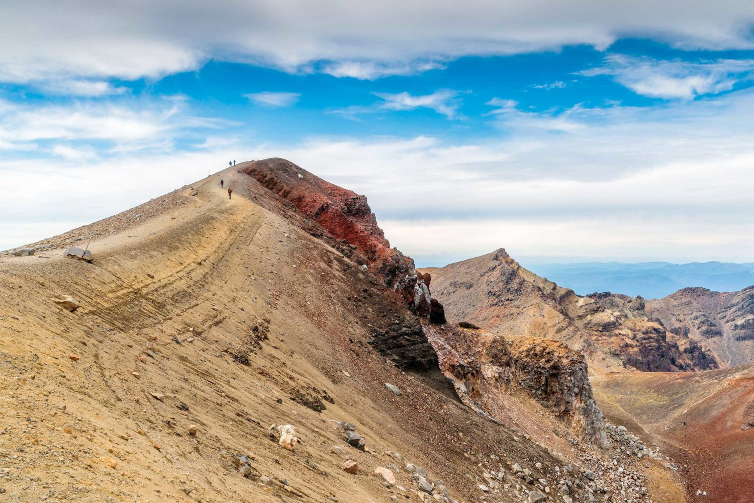 New Zealand's Greatest Day Hike: The Tongariro Alpine Crossing