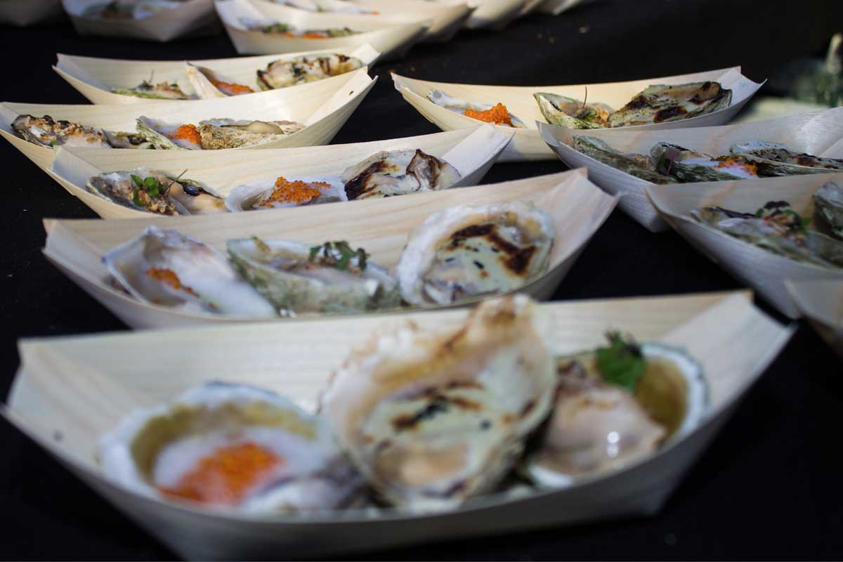Bluff Oyster And Food Festival Destinations Magazine